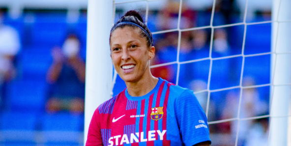 Jenni Hermoso, jugadora del Barça | FC Barcelona