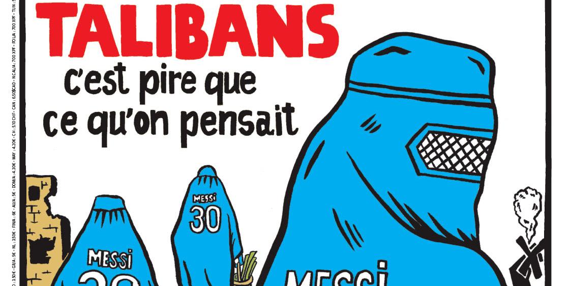 La darrera portada de Charlie Hebdo | @Charlie_Hebdo_