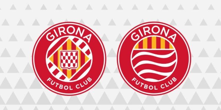 Les dues opcions d'escut que planteja el Girona   Girona FC