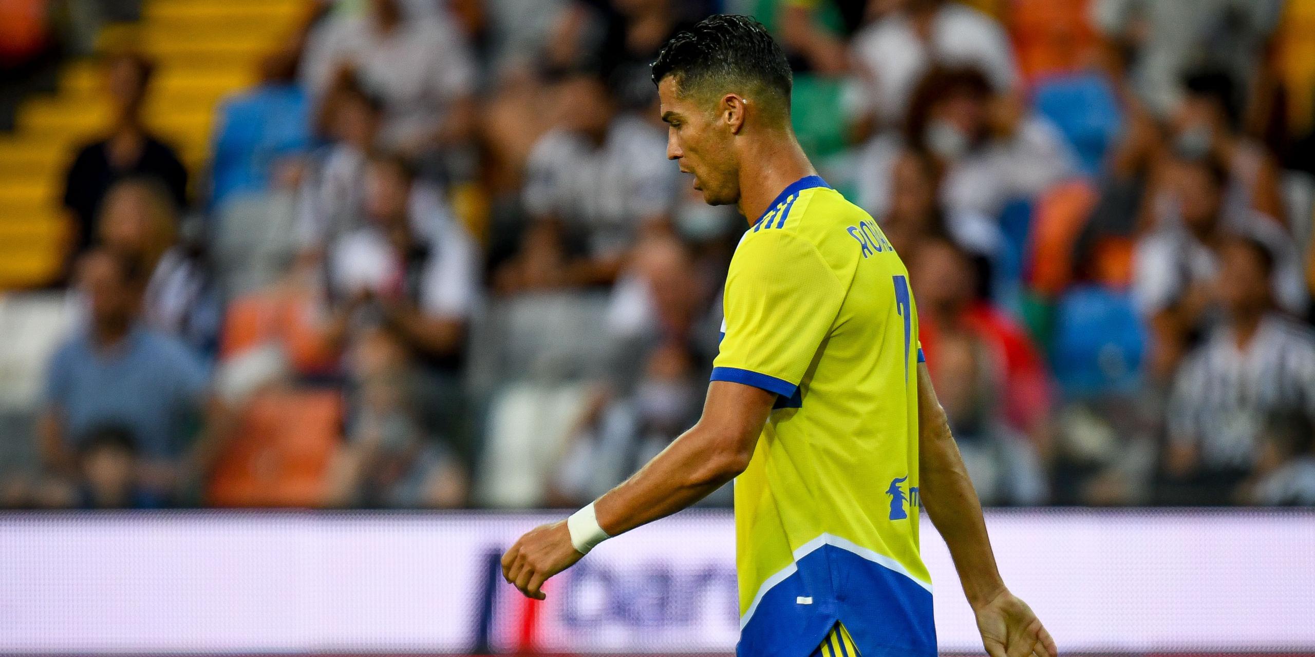 Cristiano Ronaldo, davanter de la Juventus | Europa Press