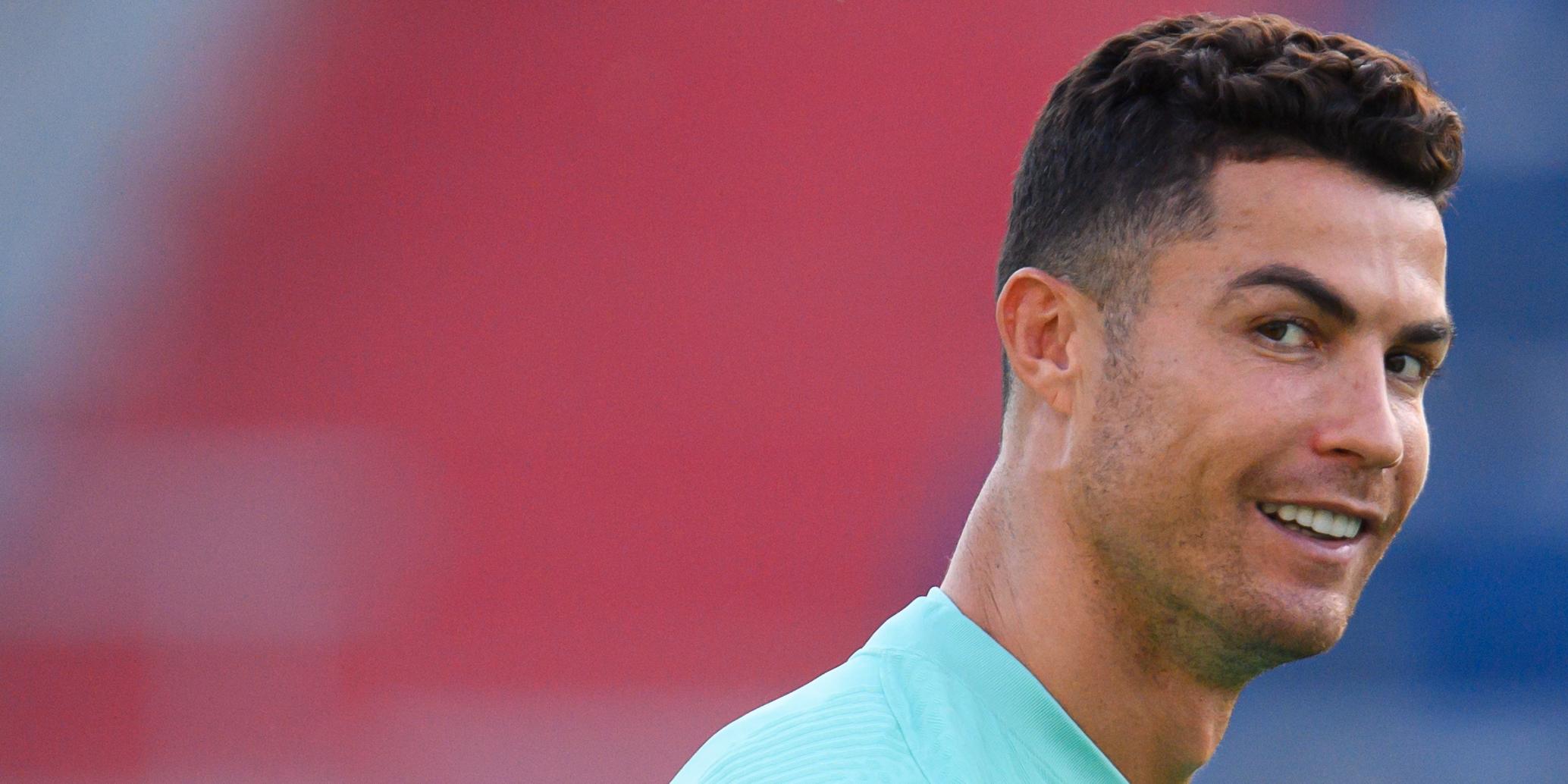 Cristiano Ronaldo, a l'Eurocopa | Europa Press