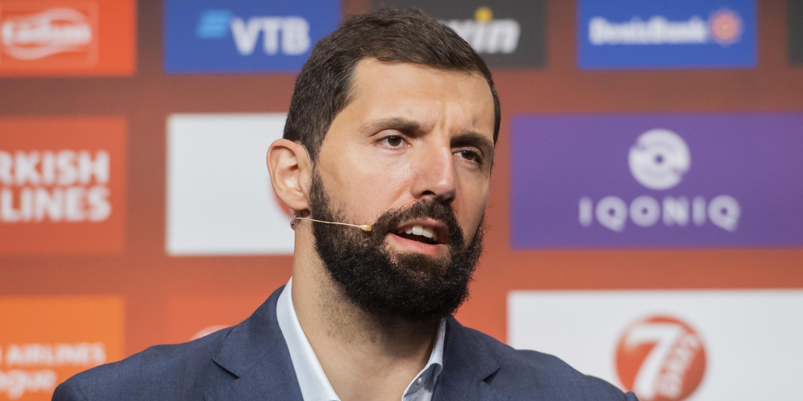 Nikola Mirotic, jugador del Barça | Europa Press