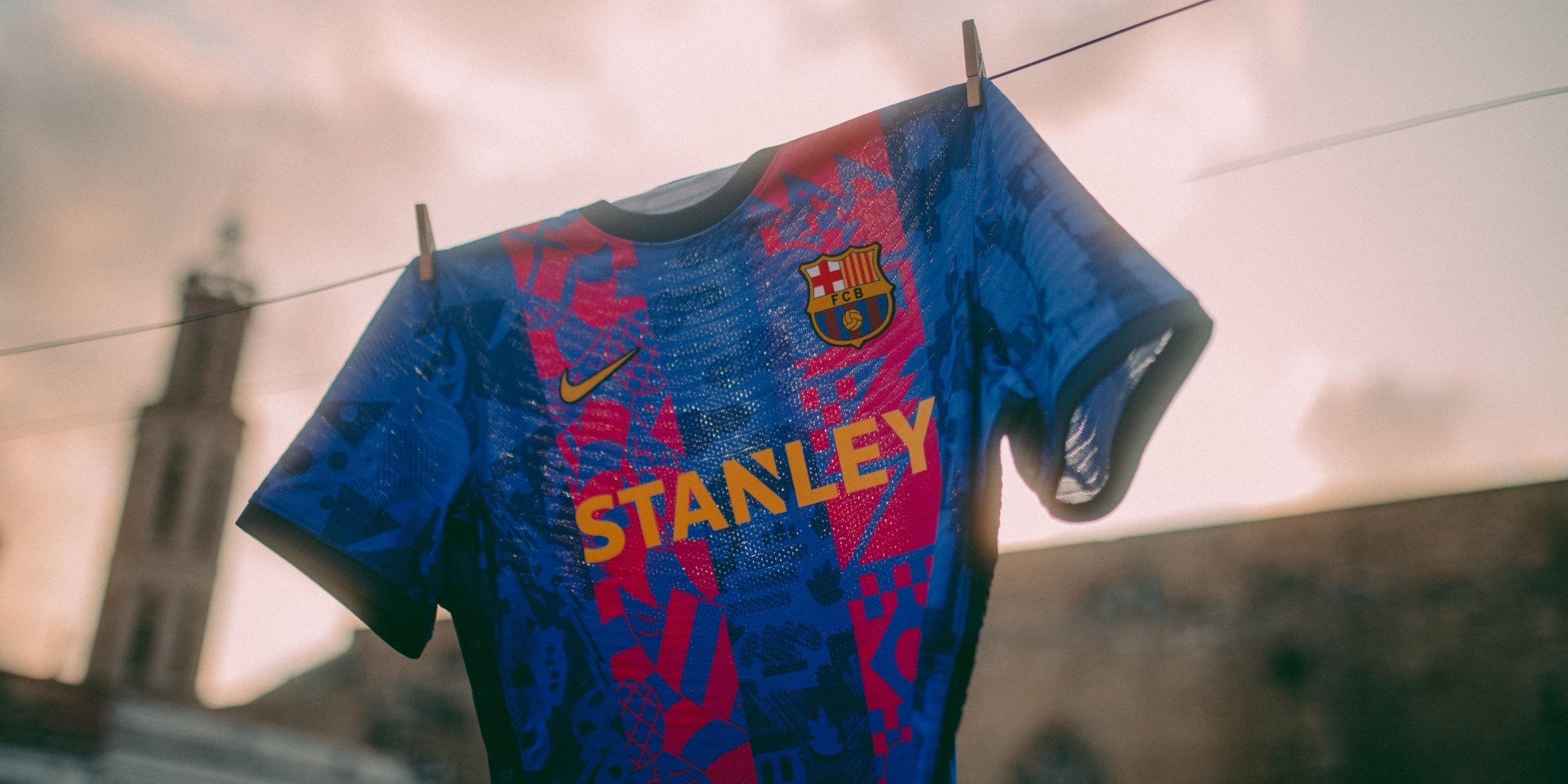 La samarreta del Barça per a la Champions | FC Barcelona