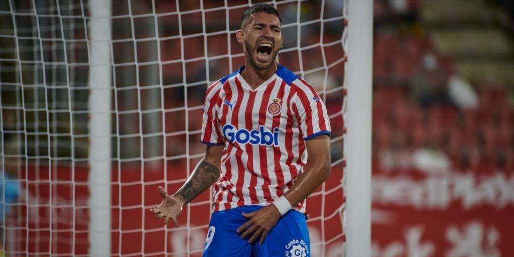 El Girona no ha pogut superar el Màlaga | Girona CF