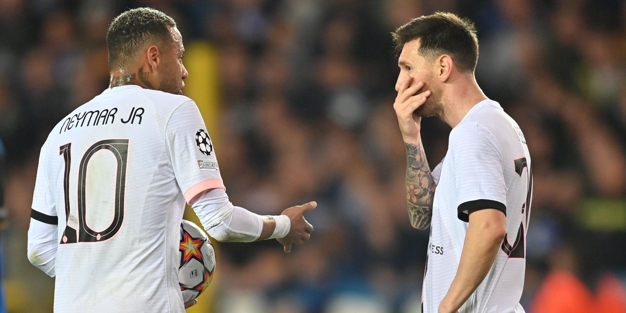 Neymar i Messi, al PSG | Europa Press
