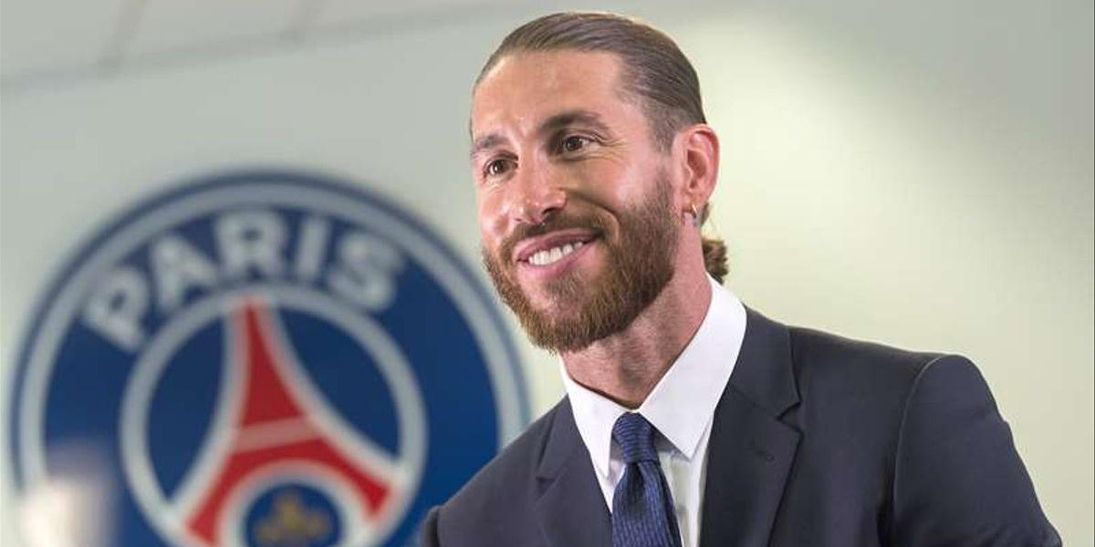 Sergio Ramos, a França | París Saint-Germain FC