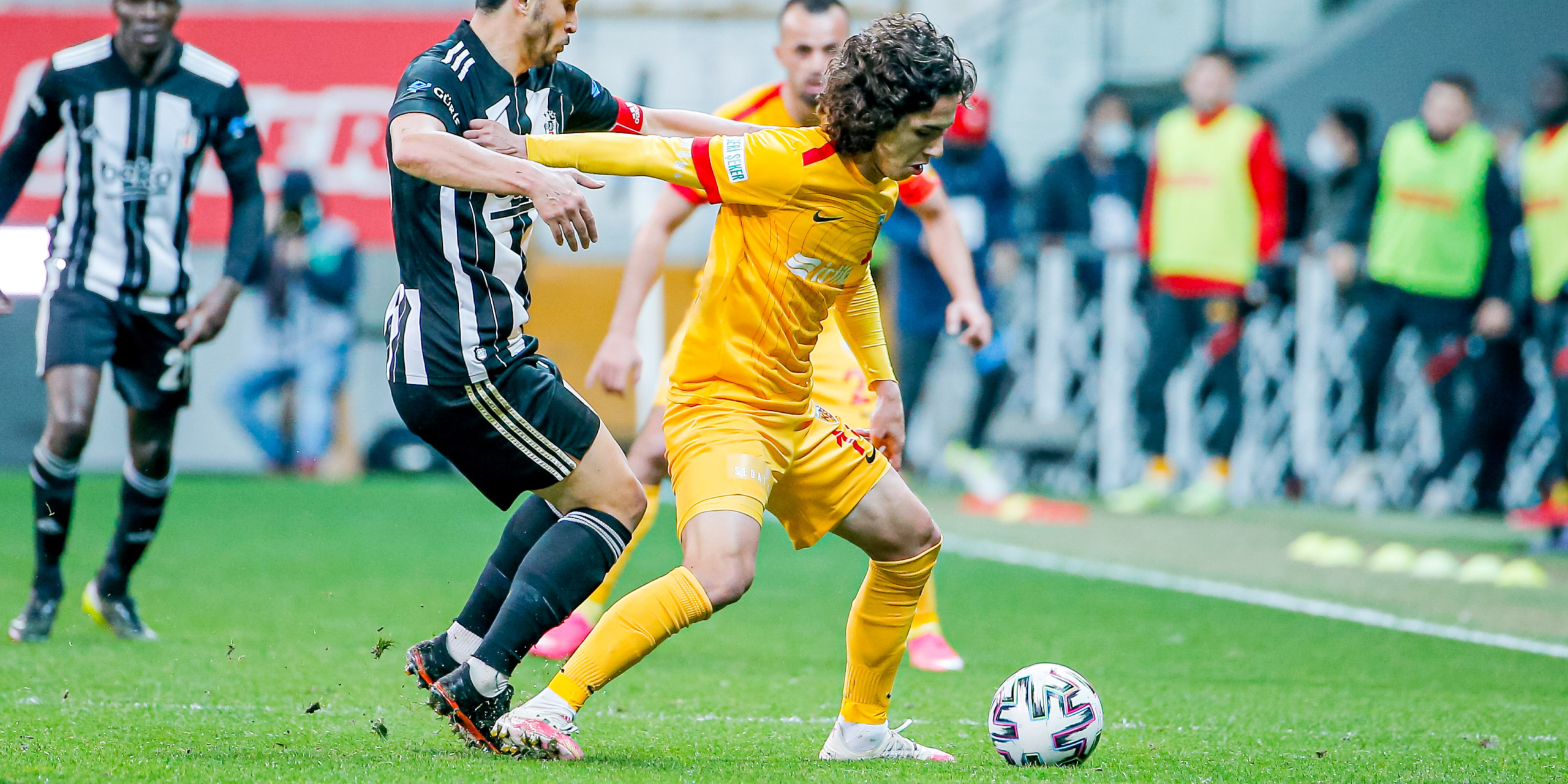 Emre Demir, amb el Kayserispor | Europa Press