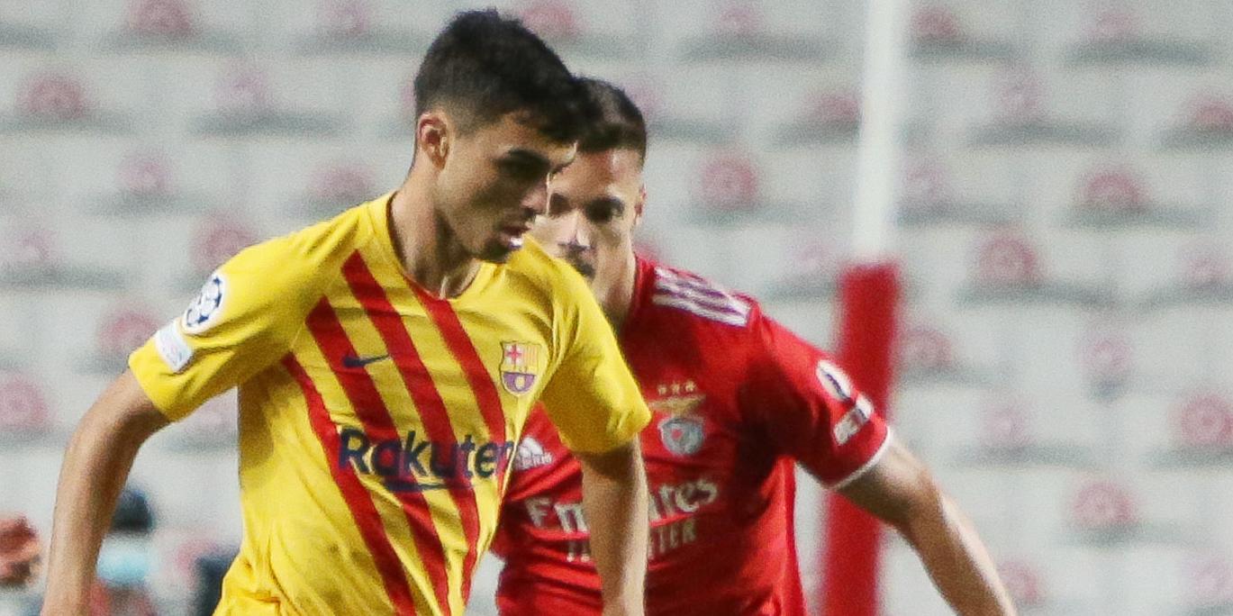 Pedri, jugador del Barça | Europa Press