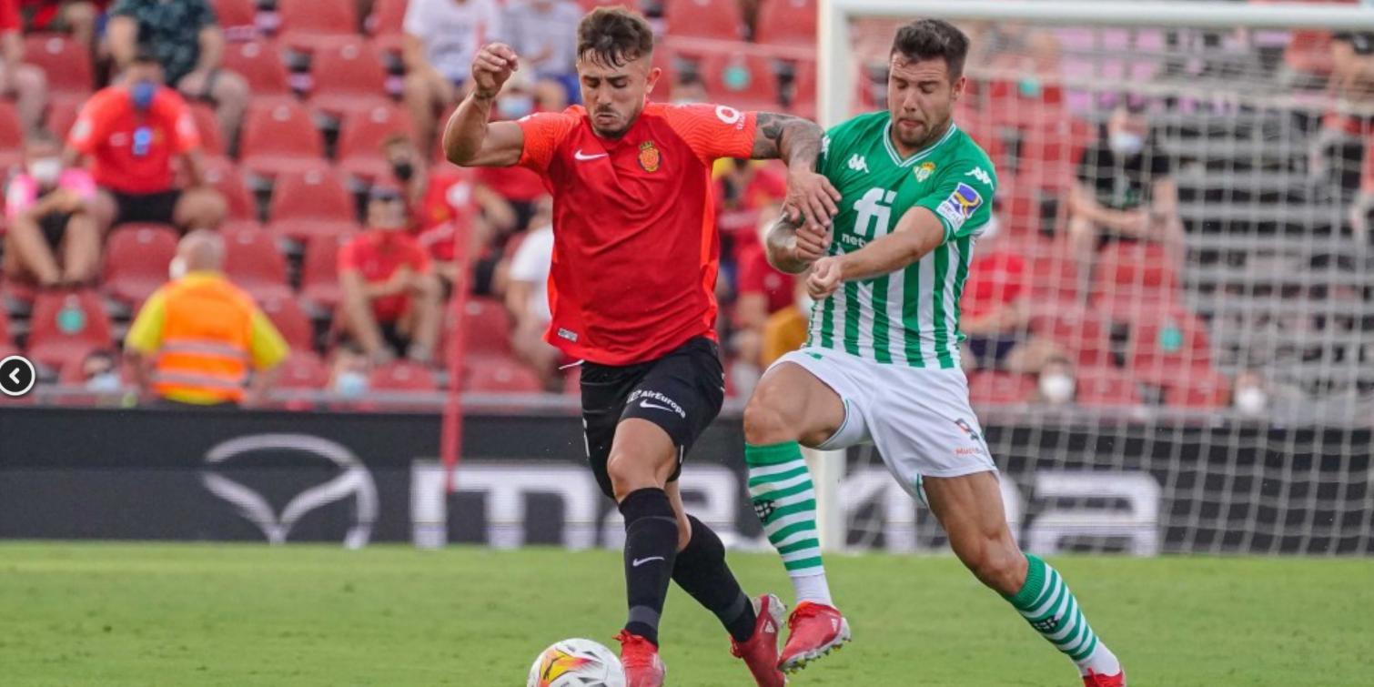 Pablo Maffeo, jugador del RCD Mallorca | RCD Mallorca