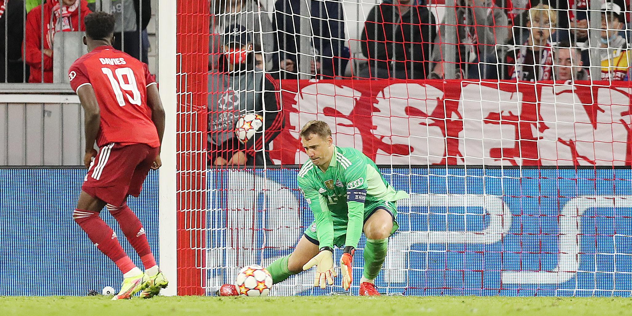 Manuel Neuer, porter del Bayern de Munic   Europa Press