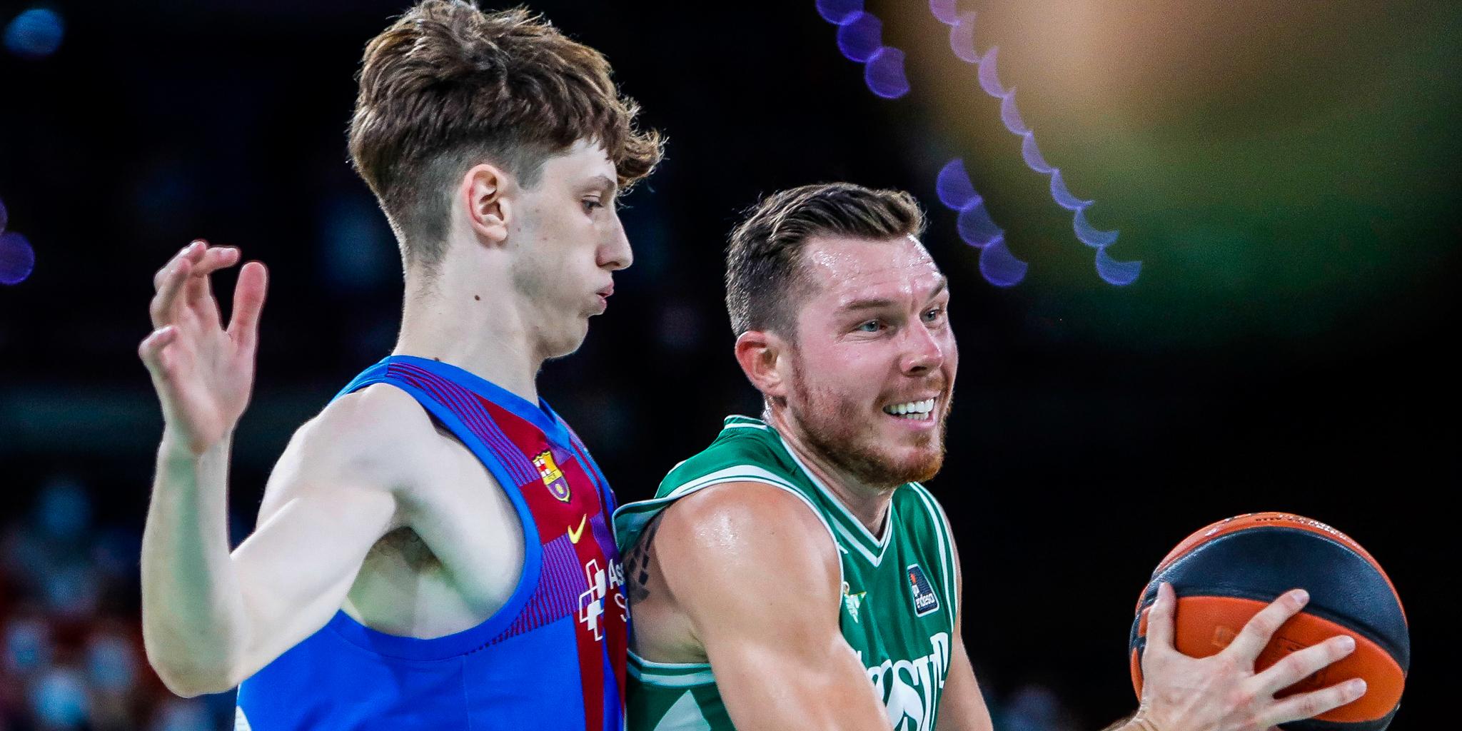 Barça - Betis de la Lliga ACB | FCB bàsquet