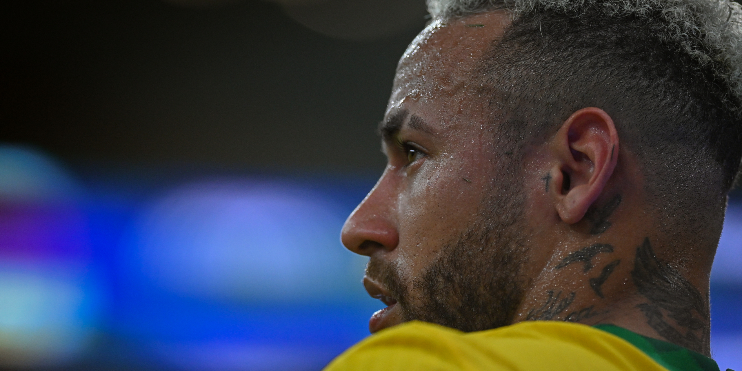 Neymar Jr., amb la selecció del Brasil | Europa Press