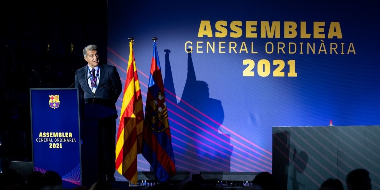 Assemblea General Ordinària del Barça | Europa Press