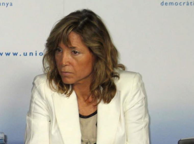 Joana Ortega, número 2 del PDeCAT
