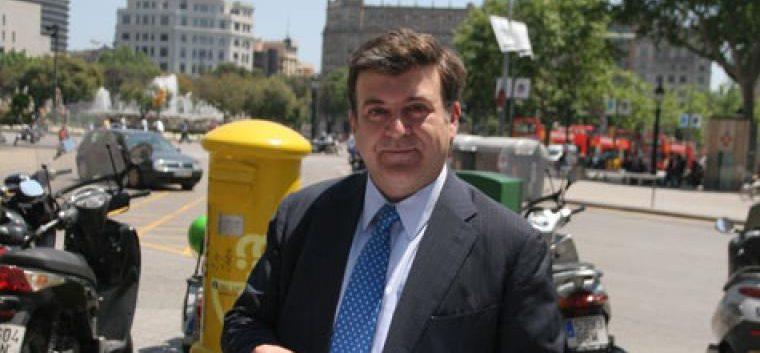 Alfons López Tena en una imatge d'arxiu