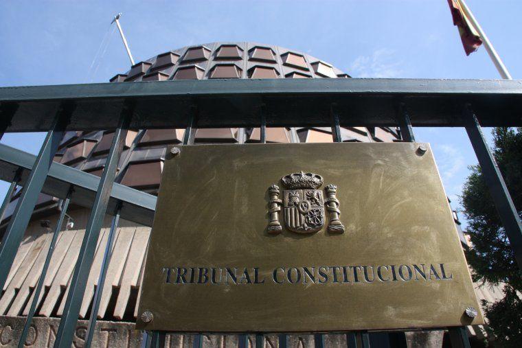 Façana del Tribunal Constitucional