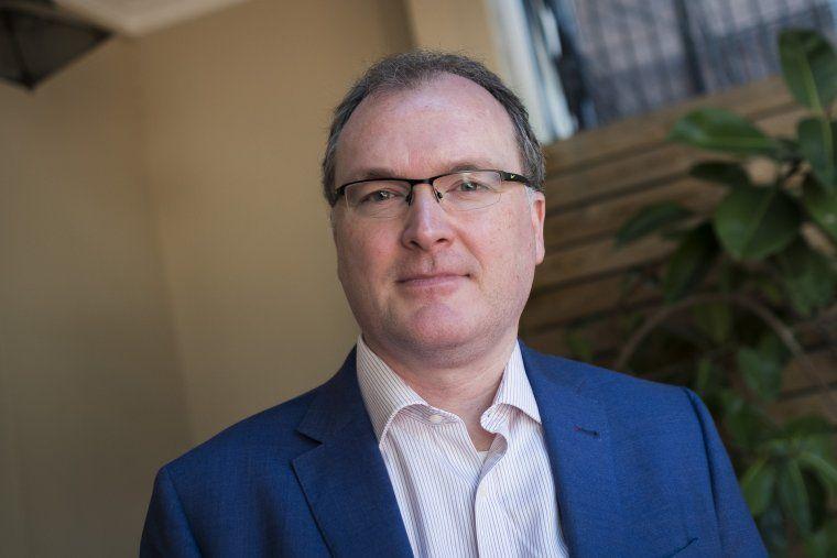 El president del CCN, Albert Pont