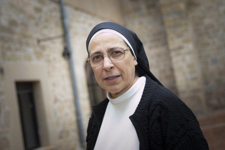 La monja dominica Sor Lucía Caram (Jordi Borràs)