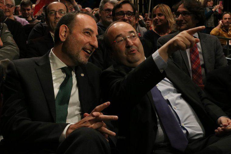 Ramon Espadaler i Miquel Iceta