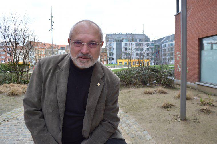 Lluís Puig, conseller de Cultura, a Brussel·les.