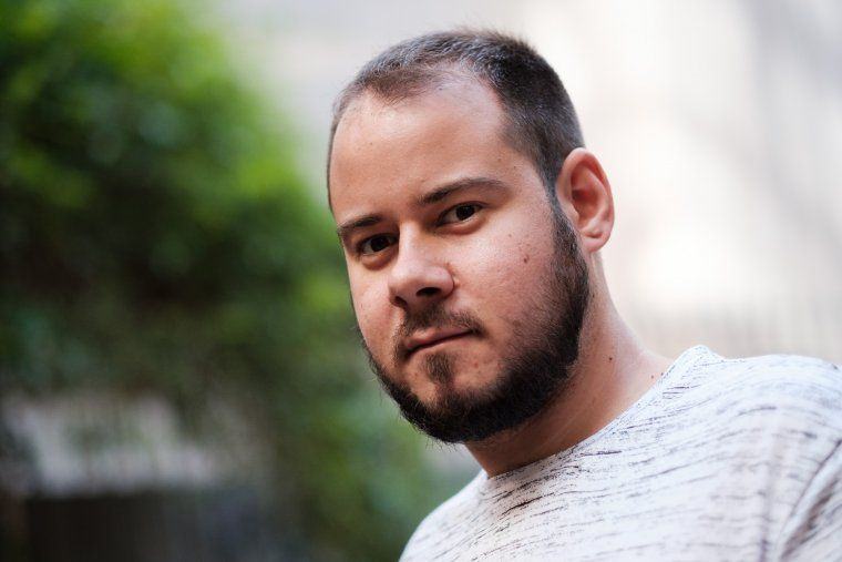 El raper Pablo Hasél | Jordi Borràs