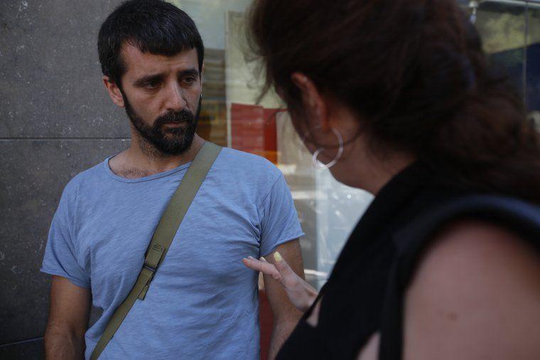 Jordi Borràs ha interposat la denúncia a la comissaria dels Mossos d'Esquadra de Les Corts