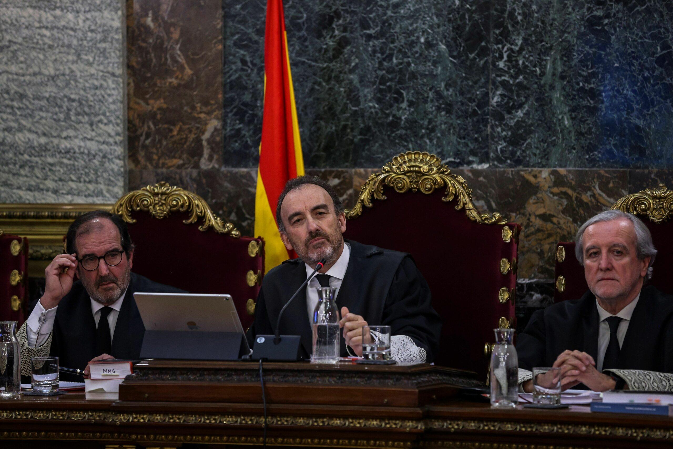 El magistrat Manuel Marchena