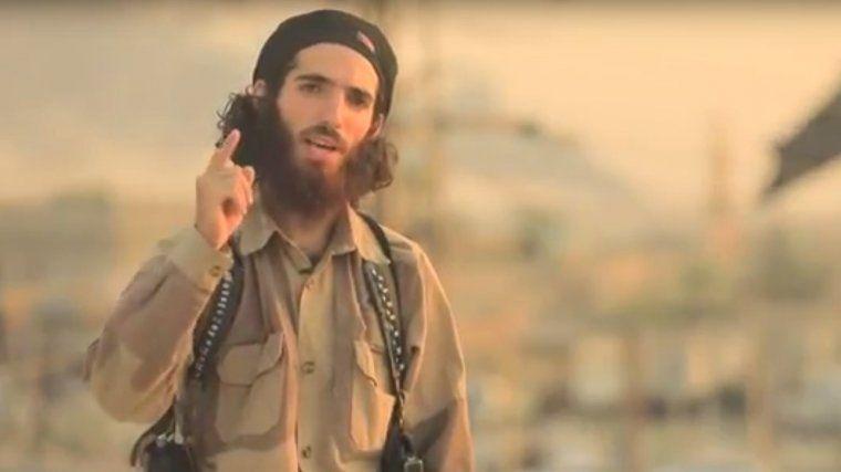 Un dels gihadistes que va viatjar a Síria per unir-se a Estat Islàmic