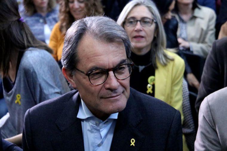 L'expresident Artur Mas