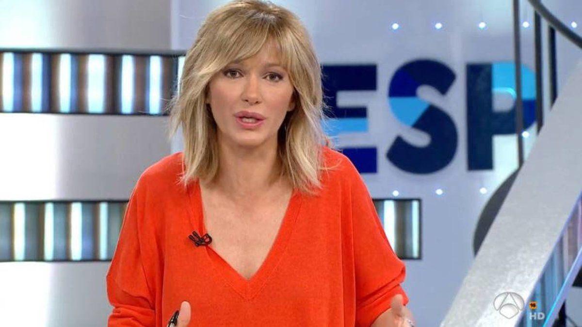 Susanna Griso a 'Espejo Público'  Antena 3