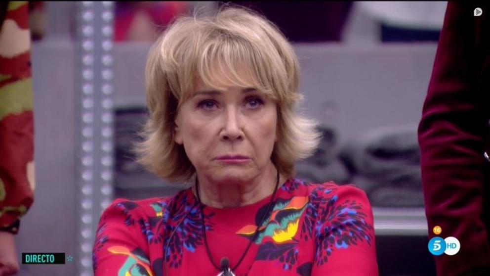 Mila Ximénez a 'GH VIP'  Telecinco