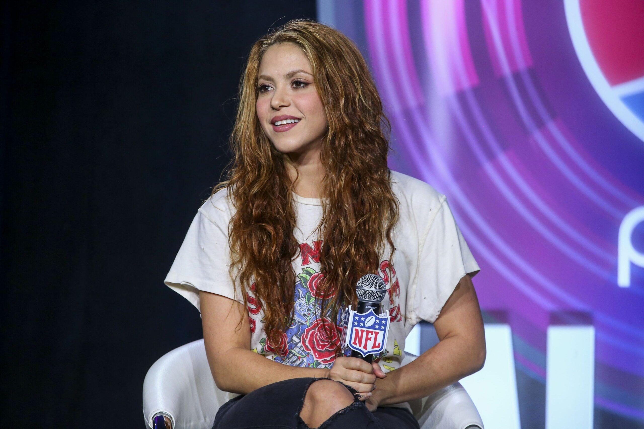 La cantant Shakira | Europa Press