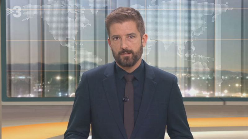 Toni Cruanyes al 'TN'   TV3