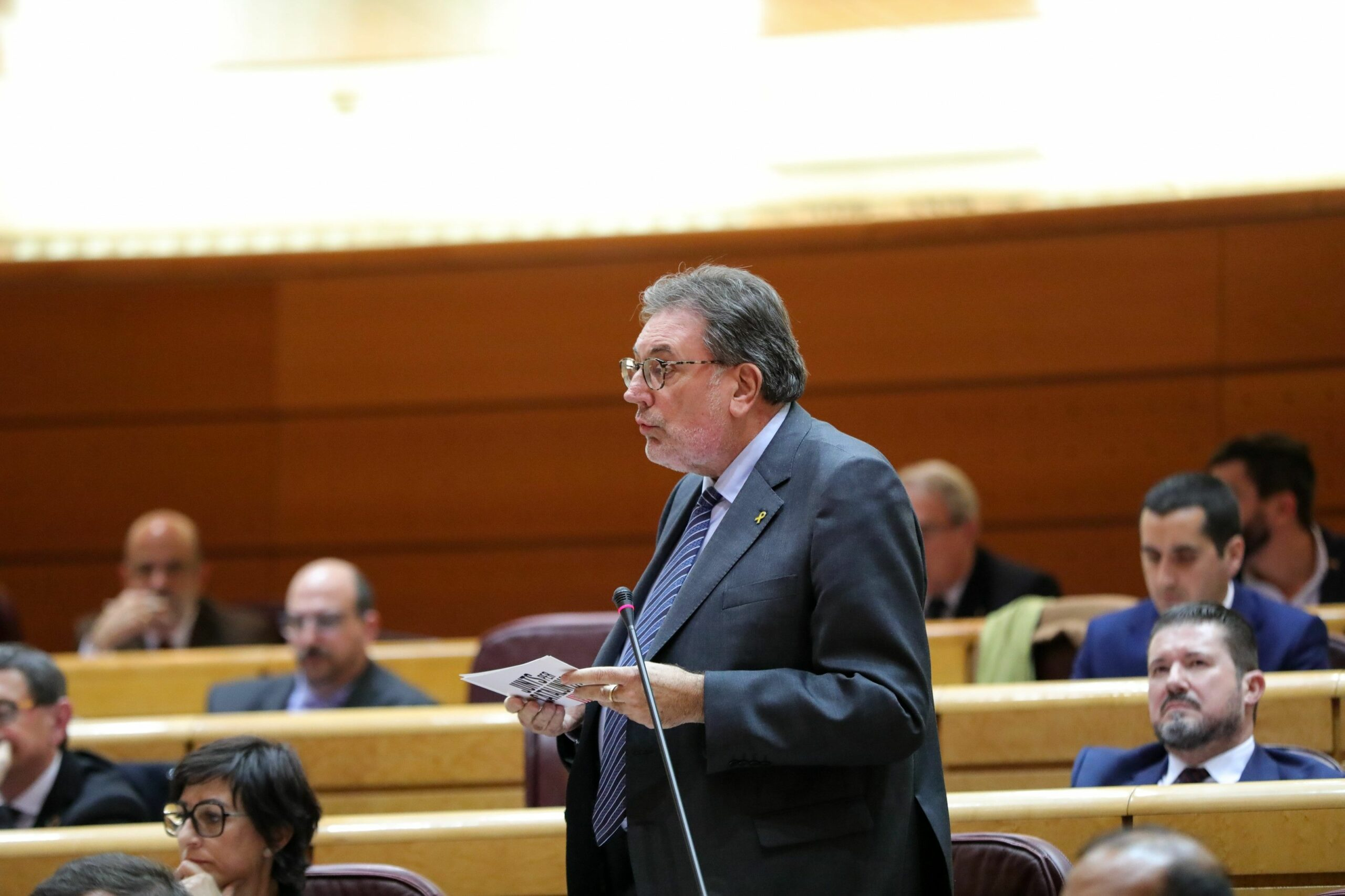 Josep Lluís Cleries (Europa Press)