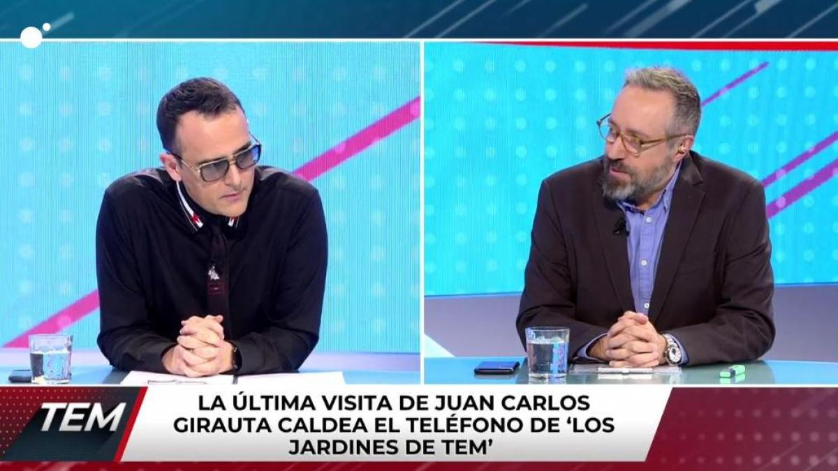 Risto i Girauta a 'Todo es mentira'   Cuatro
