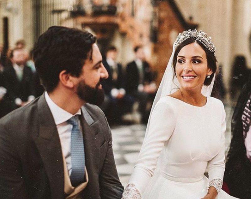 Rocío Osorno i el seu marit, de VOX Andalusia   Instagram