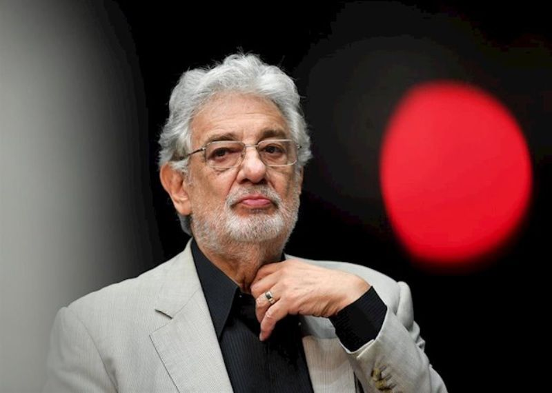 Plácido Domingo demana perdó   Europa Press