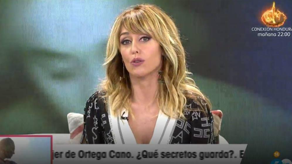 Emma García a 'Viva la vida'   Telecinco