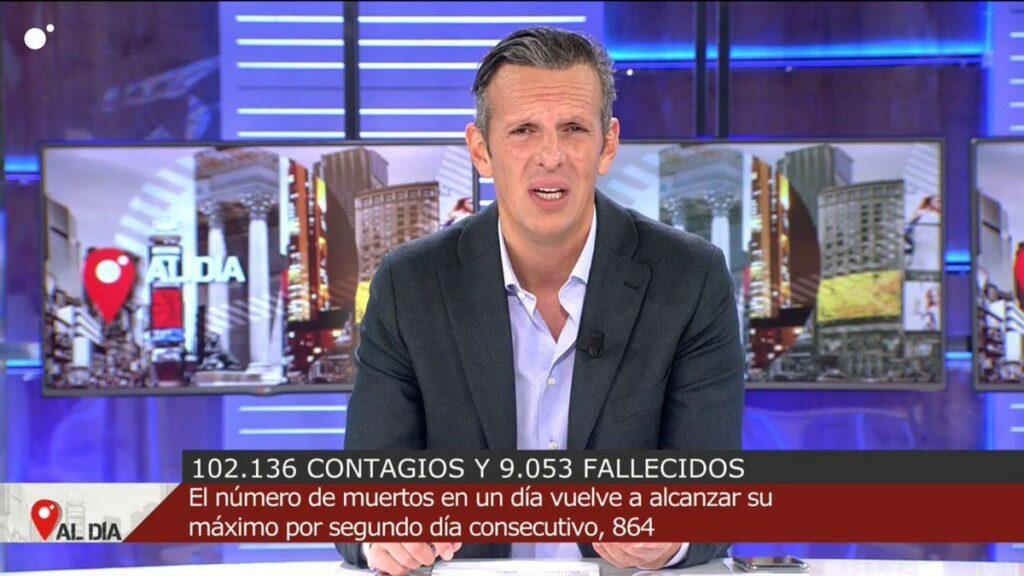 Joaquín Prat a 'Cuatro al día'