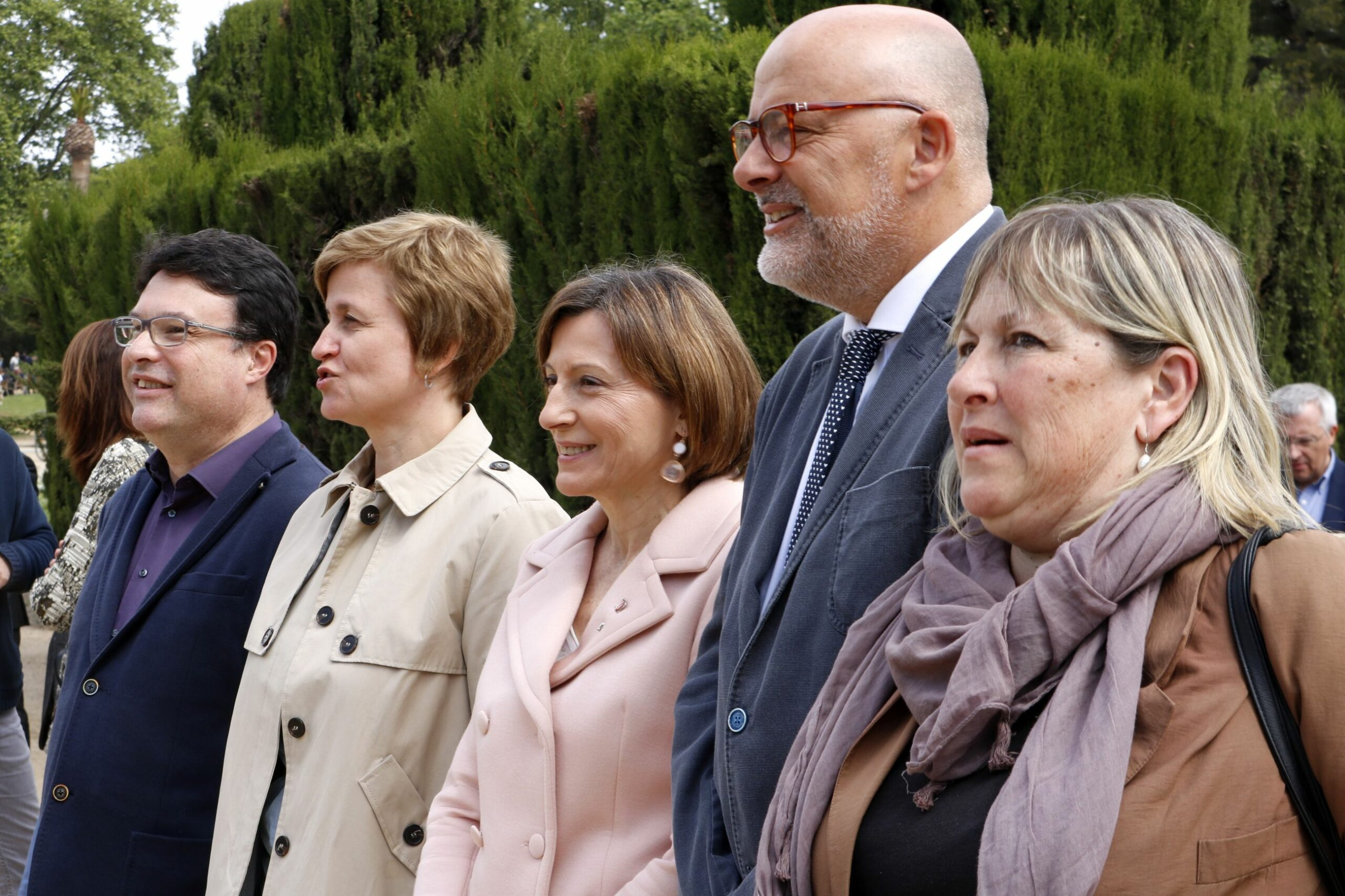 Els membres de la Mesa del Parlament que ja han estat jutjats i tamb? els que seran jutjats/ACN