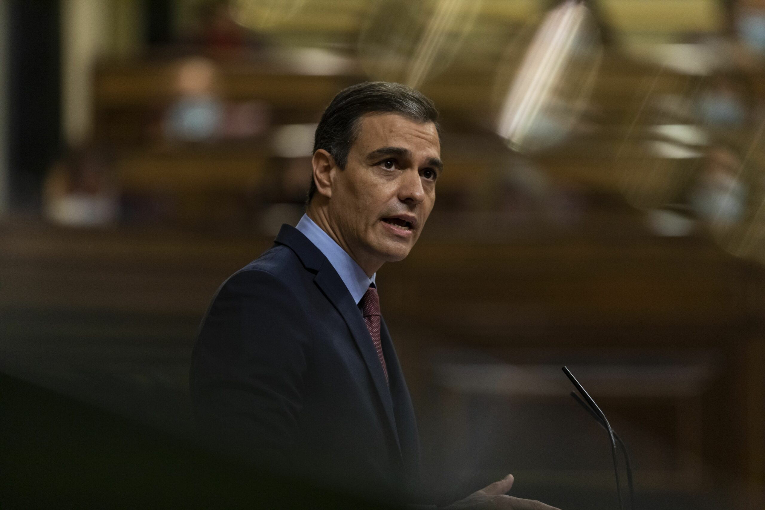 Pedro Sánchez   Europa Press