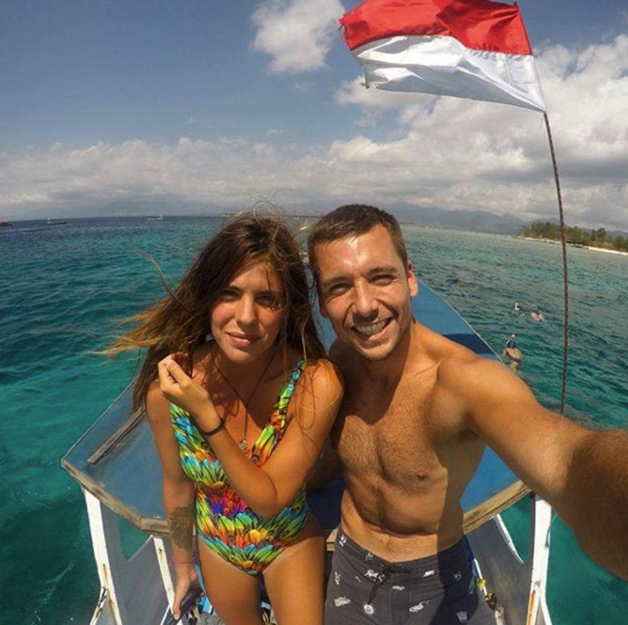 Laura Matamoros i Benji Aparicio   Instagram