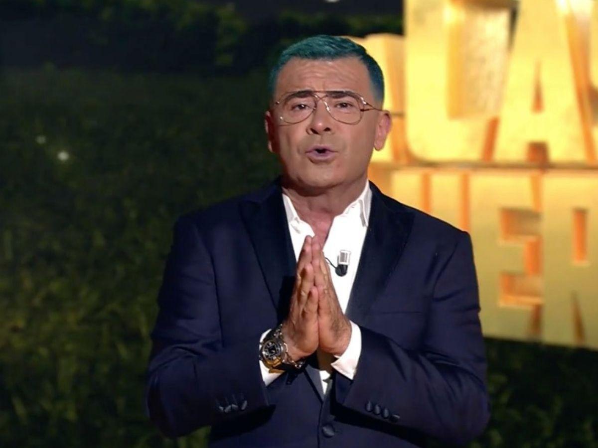 Jorge Javier Vázquez a 'La Casa Fuerte'   Telecinco