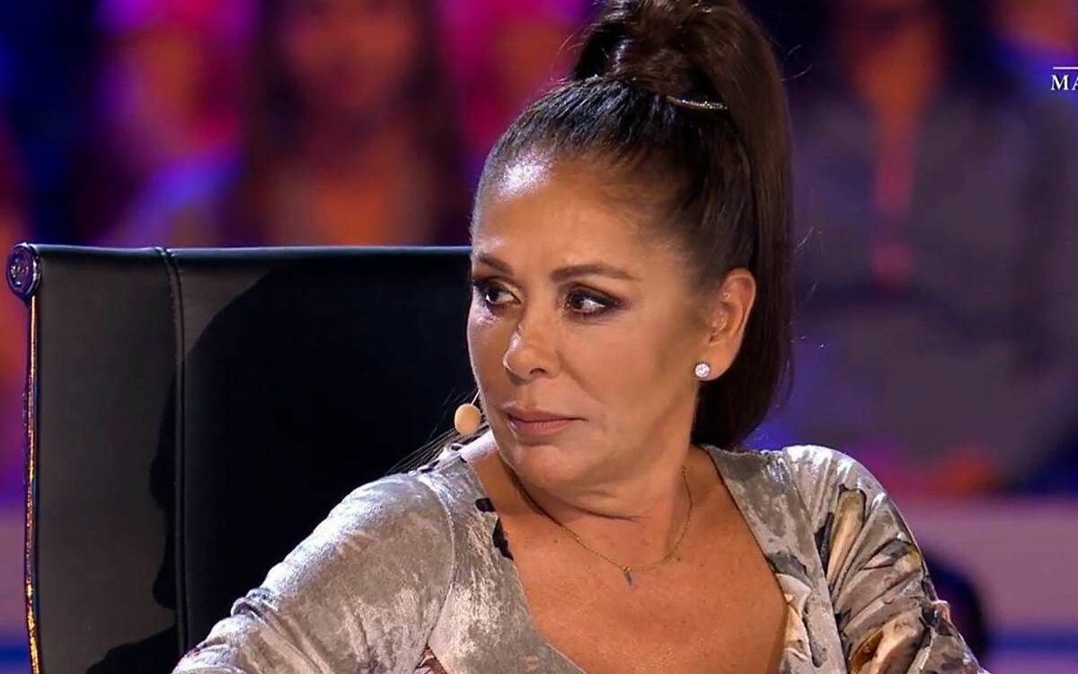 Isabel Pantoja, en una de les emissions d'Idol Kids / Telecinco