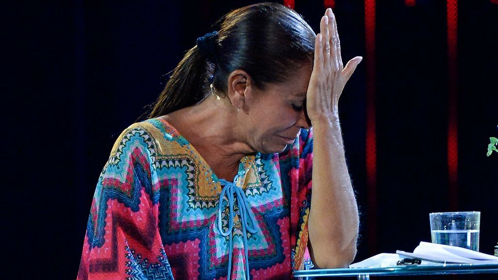 Isabel Pantoja plora a 'Supervivientes'   Telecinco
