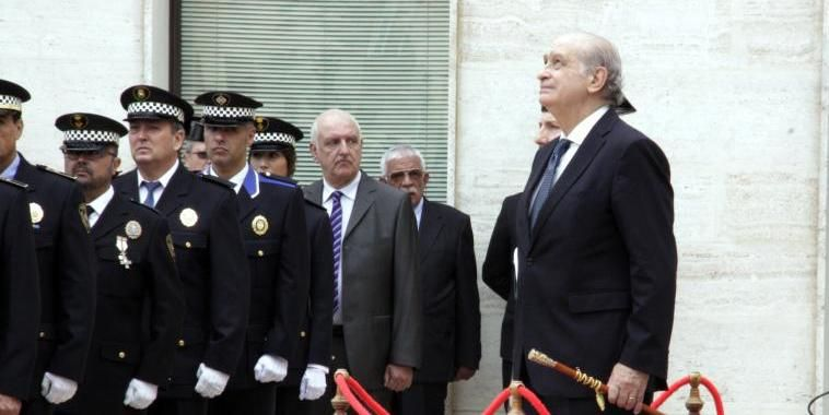 El ministre de l'Interior de Rajoy, Jorge Fernández Díaz / ACN