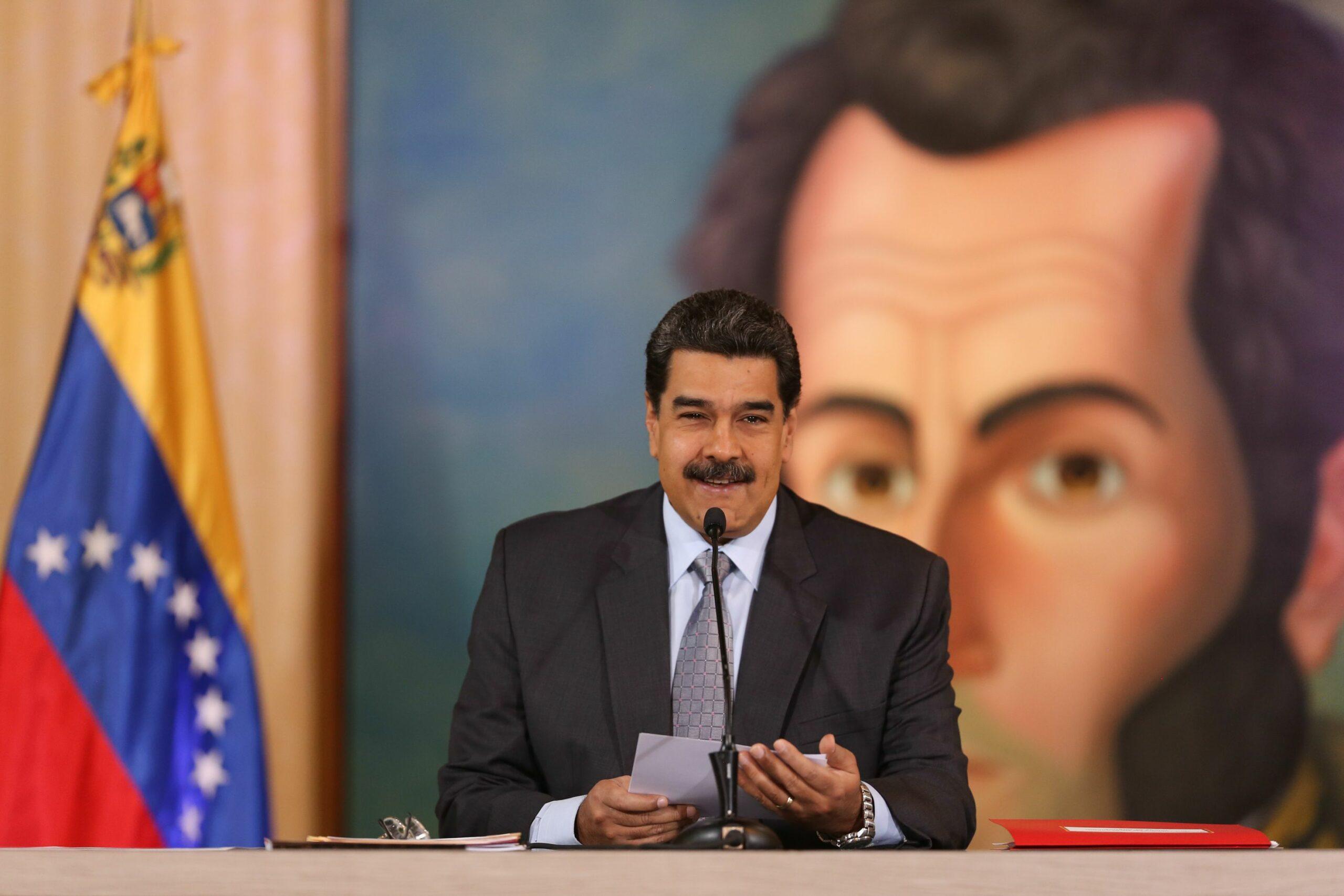 El president veneçolà, Nicolás Maduro (Europa Press)