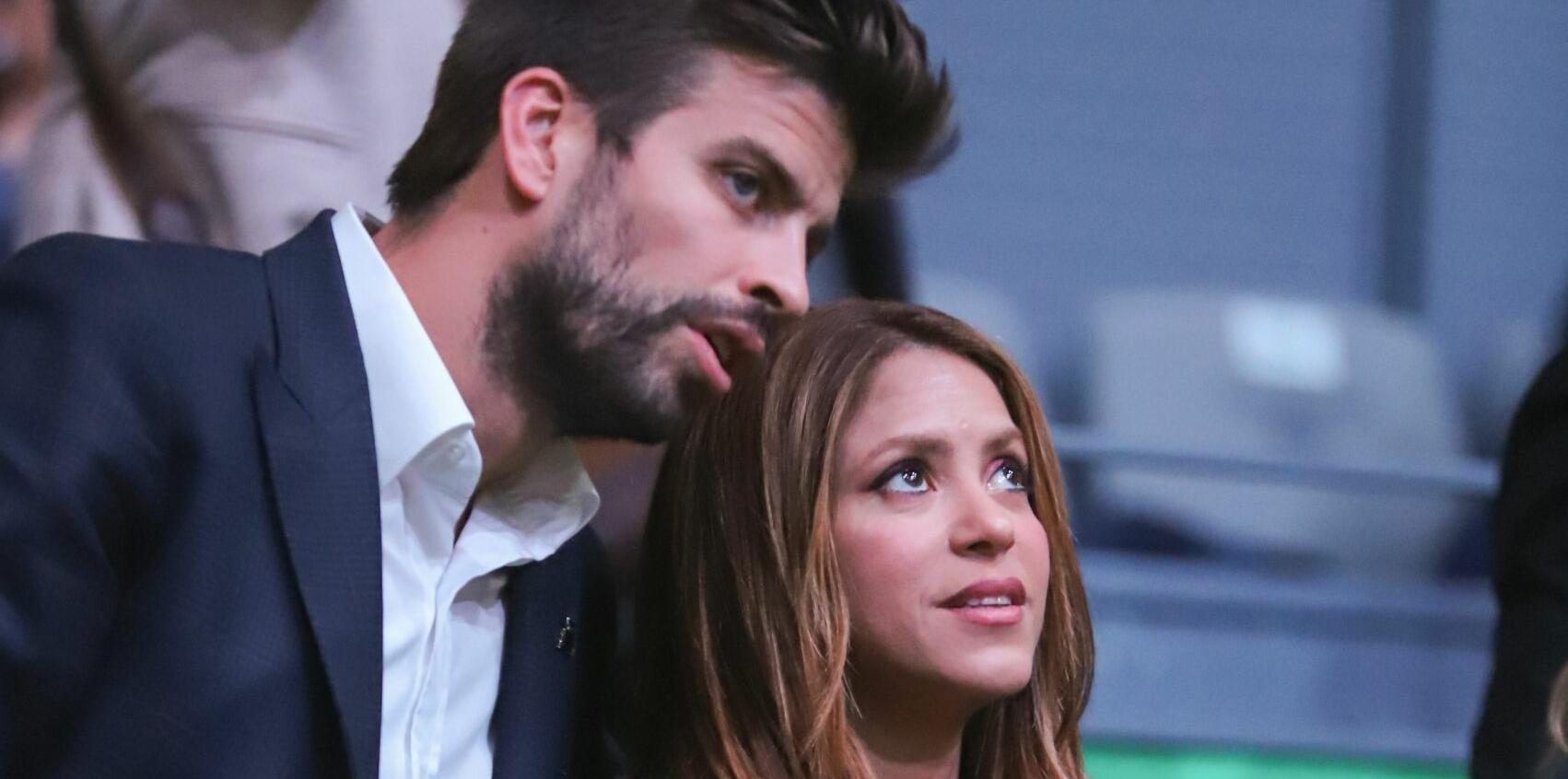 Gerard Piqué i Shakira   Europa Press