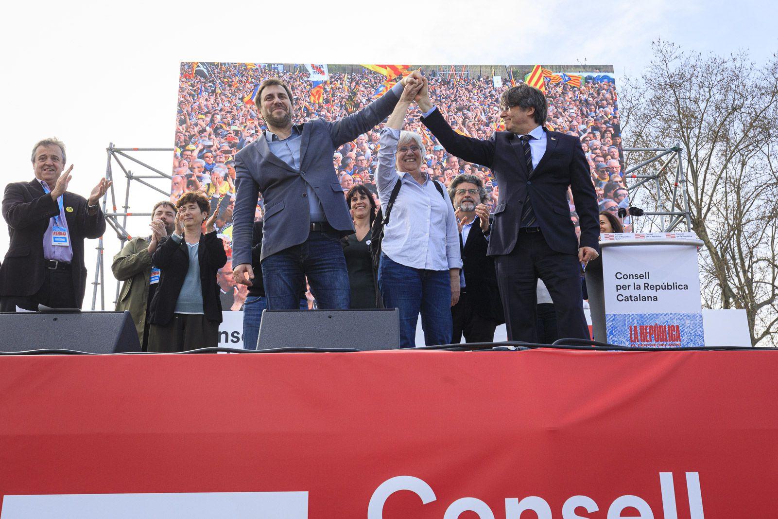 El Consell per la República a la capital de la Catalunya Nord