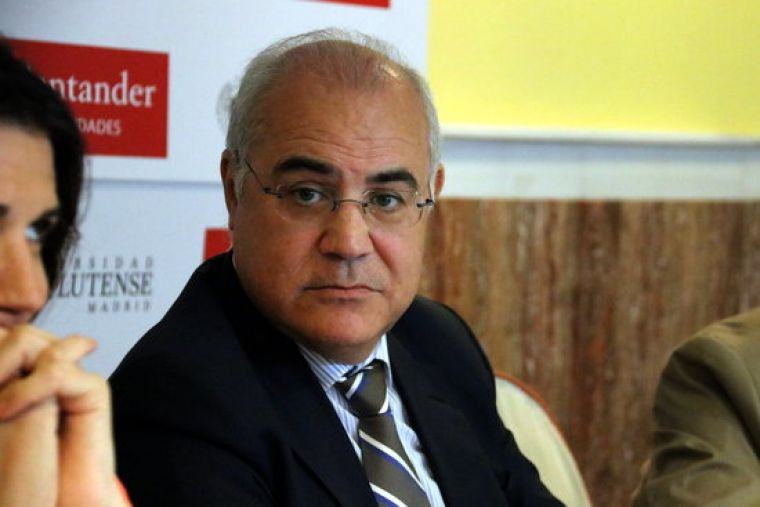 El magistrat del Suprem Pablo Llarena